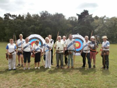 Longbow Champs 2016