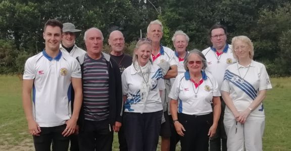 Club Longbow Champs 2019